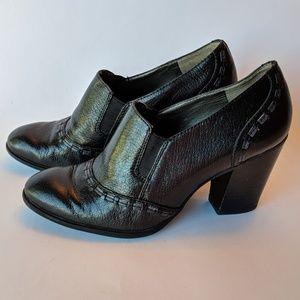 Naturalizer Lisa Leather Bootie size 6 EUC